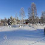 Tivedstorp: La petite maison dans la prairie