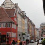 Copenhague sous la pluie