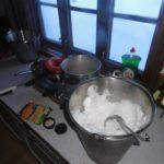 Et la cuisine (eau pas courante)