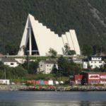 Arctic church