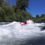 Kayak à Pucon