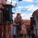 Rue typique de Potosi