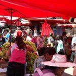 Cochabamba - l'animation du marché