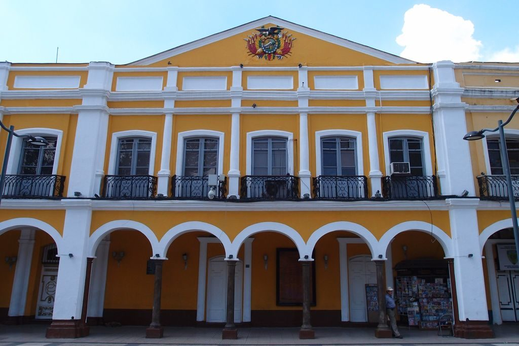 Cochabamba - place principale