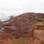 Le fort de Samaipata, entre deux nuages